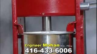 String Hopper Machine(Manual Business Machine)