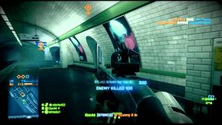 Battlefield 3 gameplay recorded from AverMedia Game Capture HD TEST