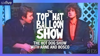 The Hot Dog Show with Arne and Bosco