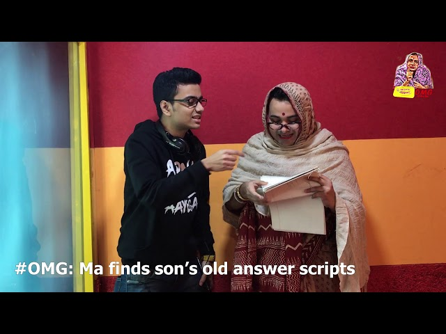OMG - O Maa Go - S02E12 - Maa finds son's old answer scripts