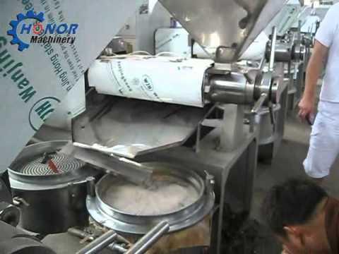 Oil Press Machine Henan Honor Machinery