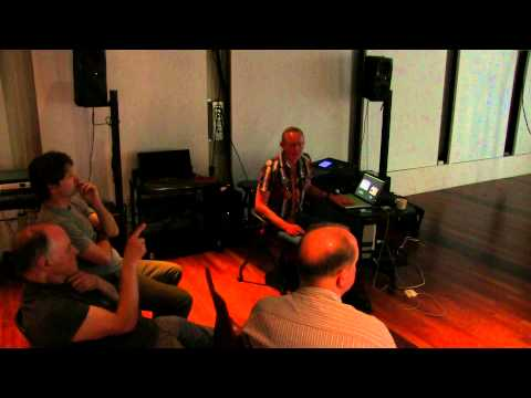 Ludger Brümmer: About Spatial Audio - Psychoacoustic facts and the Klangdom Systems at ZKM