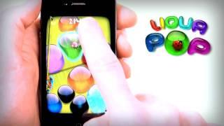 Liqua Pop iPhone/ iPod touch Gameplay