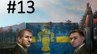 HoI4 - Fascist Sweden - Svea Rike Part 13