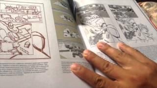 Как рисовать комиксы Стэн Ли. Обзор(По обмену книгами писать сюда https://vk.com/jartsev., 2015-09-29T14:23:34.000Z)