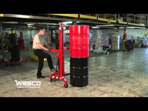 Wesco High Reach  DM-1100 Drum Lifter