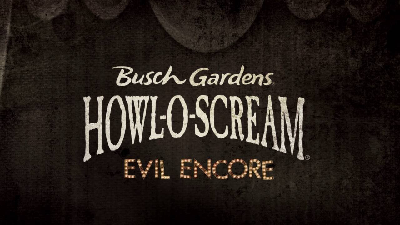 Two Returning Haunted Houses Howl O Scream Busch Gardens Tampa Bay