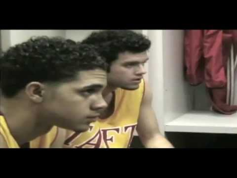 2004 Jordan FARMAR, Coach DERRICK TAYLOR, TAFT Basketball: L.A. City Ship vs FAIRFAX