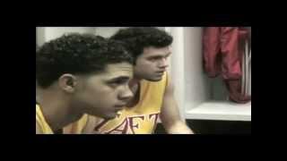 2004 Jordan FARMAR, Coach DERRICK TAYLOR, TAFT Basketball: L.A. City Ship vs FAIRFAX