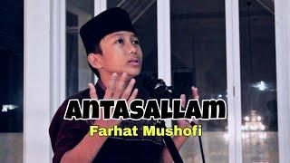 ANTASALLAM - COVER BY FARHAT MUSHOFI
