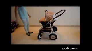 Детская коляска Verdi Zipy 3 v 1 с автокреслом(Детская универсальная коляска Verdi Zipy 3 v 1 с автокреслом в магазине ОВАЛ http://oval.com.ua Большой выбор детских..., 2015-09-15T12:46:23.000Z)