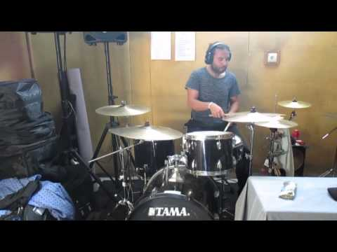 The Black Crowes - High Head Blues (Drums cover)