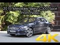 2015 Mercedes-Benz C300 Sport From Norev Scale 1:18 Available in 4K
