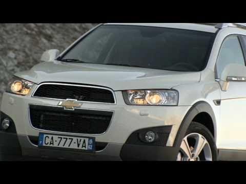 All New Chevrolet Captiva 2011 Youtube