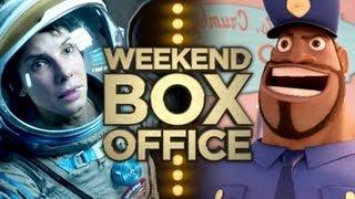 Weekend Box Office - Oct. 4-6 2013 - Studio Earnings Report HD