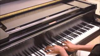 Brian McKnight - Never Felt This Way - Piano Instrumental