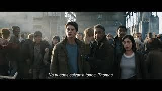 Maze Runner: La cura mortal | Trailer 2 subtitulado | Próximamente - Solo en cines
