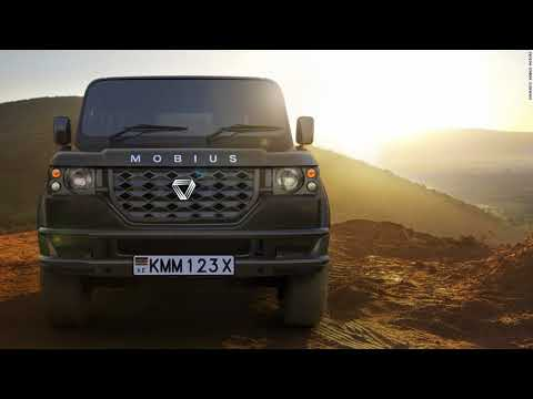 The Luxury SUV Made In Africa, For Africans