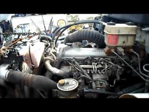 2005 HINO J08E 7 6L ENGINE