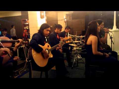 Akhir penantian - kerispatih - wedding band - acoustic band
