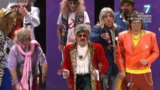 "Chirigota ""Los Superpop"" | FINAL del Carnaval de Cádiz 2015"