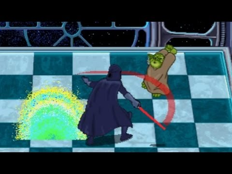Star Wars Chess (PC) Playthrough - NintendoComplete