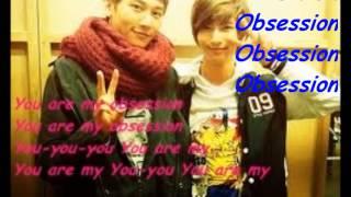 U-Kiss♥ Obsession(Lyrics)