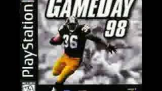 NFL Gameday '98 - Intro FMV and Menu music