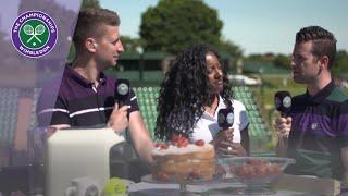 Replay: Wimbledon 2019 Coffee Morning - Day 4
