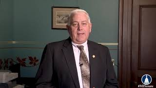 Sen. Horn wishes everyone a Merry Christmas