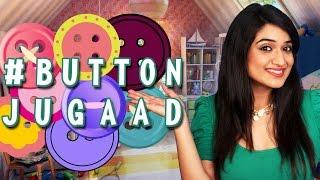 #ButtonJugaad | #Jugaad | DIY Thumbnail