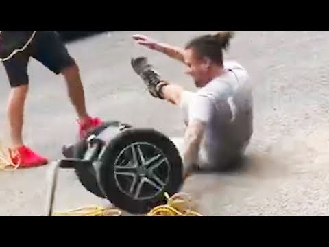 Ozzy Man Reviews: Segway Breakdown