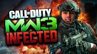 Just Don't Be First!!! | Infected - Call Of Duty Modern Warfare 3