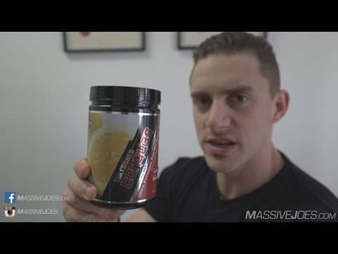 Olympus Labs Conqu3r Unleashed Pre-Workout Supplement Review - MassiveJoes.com Raw Review - Conquer