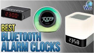 Jam Alarm Clock with Bluetooth Speaker TF Card - P1