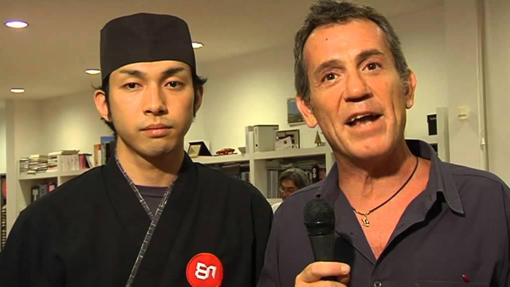 Intervista dario buscema en ristorante giapponese in for Arredi gallina