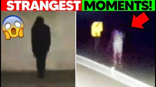 BIZARRE Encounters Caught On Video! | YOU Won't Believe THIS!