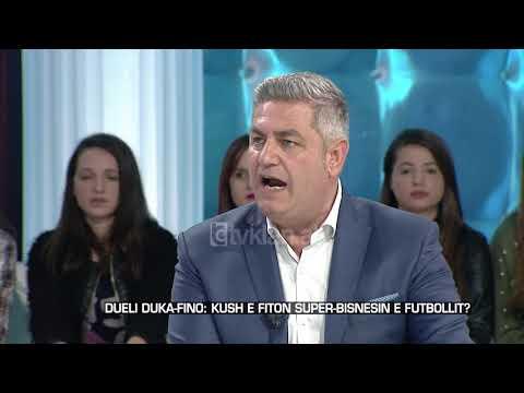 Zone e lire - Dueli Duka-Fino: Kush e fiton super-bisnesin e Futbollit? (02 shkurt 2018)