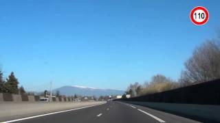 [F] Voie Rapide Avignon - Carpentras (D942)