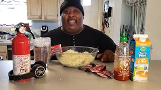 The 5 Pack, 5 Minute, 2x Spicy, Nuclear Ramen Challenge