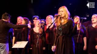 Ane Trolle + DeKoor live at Nordic Delight Festival 2013