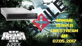 Arma 3 Exile Server LiveStream 07.05.2017