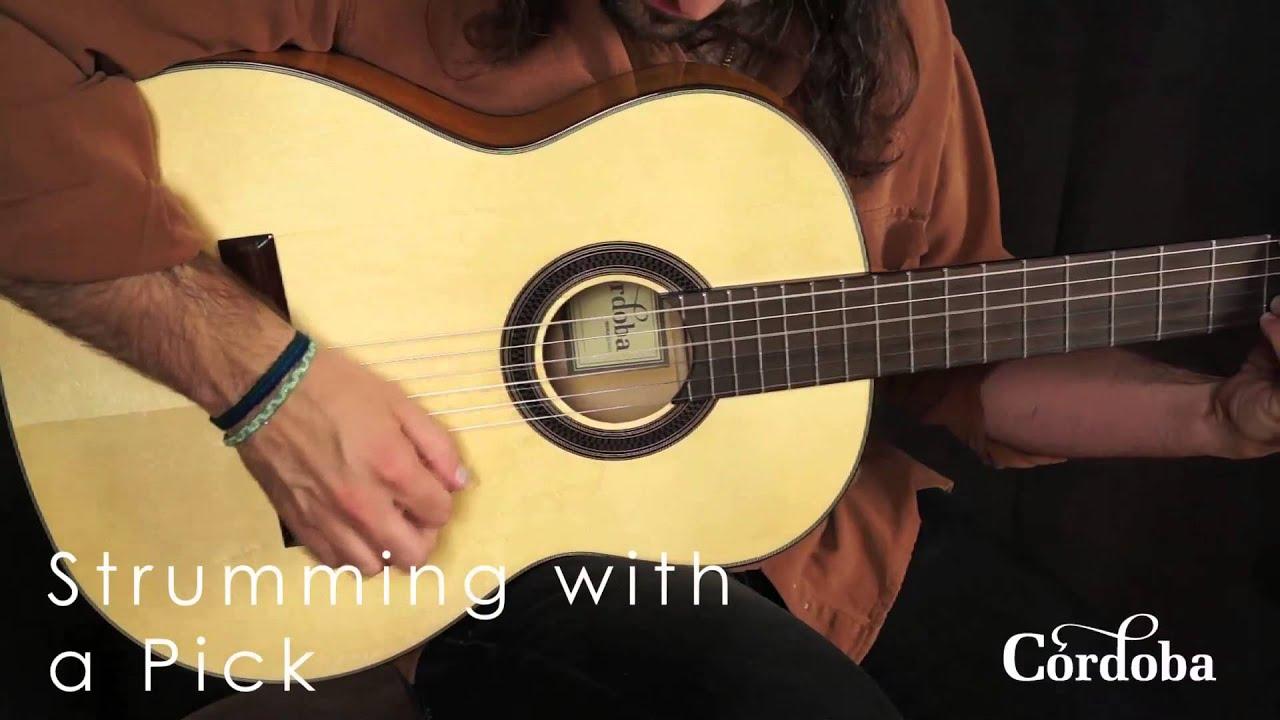 Cordoba Guitars - F7 Flamenco Guitar
