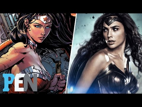 Frank Miller On The Importance Of Wonder Woman