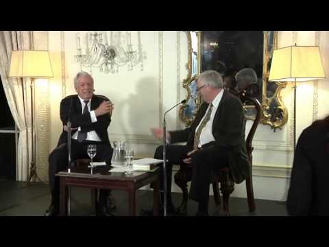 An Evening with Mario Vargas Llosa and John King (The Americas Society).