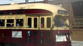 TTC PCC streetcar @ The Beaches