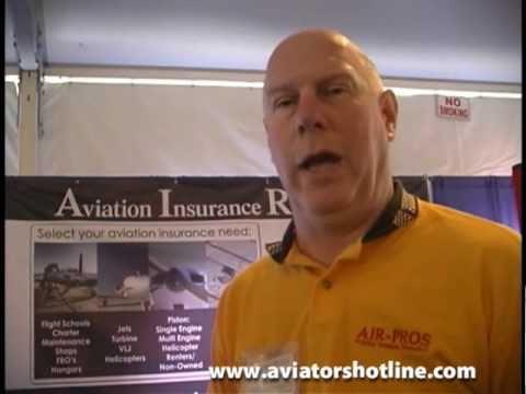 Aviation Insurance, Aviation Insurance Broker, U.S. Sport Aviation Expo