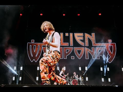 Alien Weaponry - Live At Download Festival 2019 FULL CONCERT
