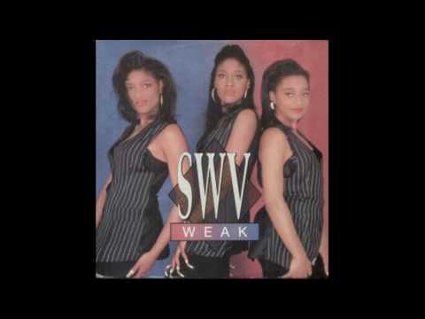 SWV - Weak (Instrumental/Karaoke) [WITH BACKING VOCALS!!]