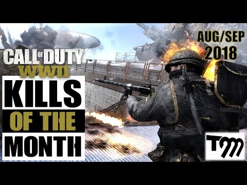 Call of Duty WW2 - Top 10 Kills of the Week AUG/SEP (COD Top Plays) thumbnail